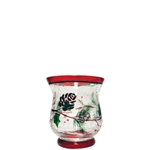 Woodland Winterberries Votive Holder