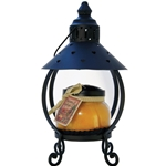 Black Heart Candle Lantern